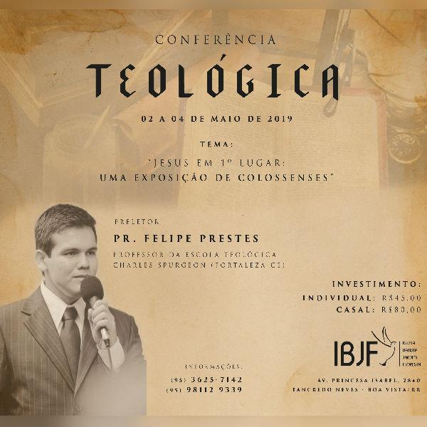 Conferência Teológica IBJF